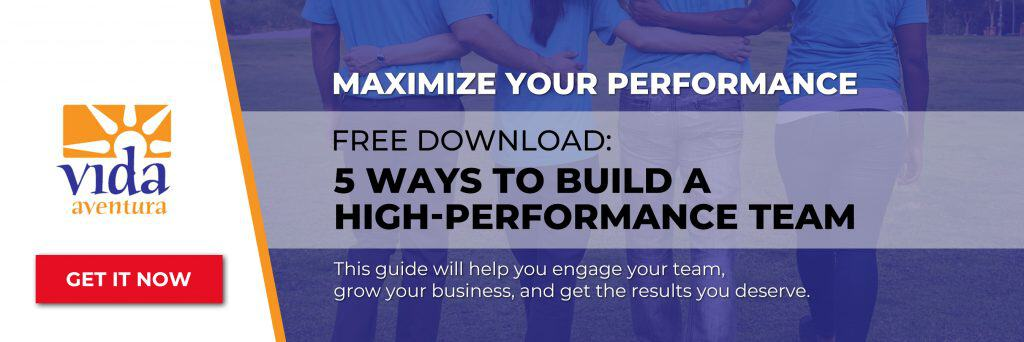 5 Ways to Build a High-Performance Team CTA